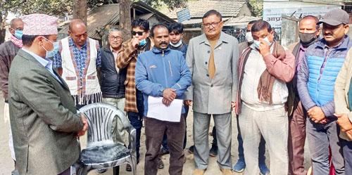 नेकपा प्रचण्ड–नेपाल समुहले प्रधानमन्त्रीलाई बुझायो विरोध–पत्र
