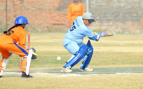 प्रदेश स्तरीय महिला क्रिकेटमा सर्लाही र बारा बिजयी